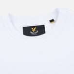 Мужская футболка Lyle & Scott Contrast Pocket White фото- 1