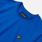 Мужская футболка Lyle & Scott Plain Crew Neck Bright Cobalt фото - 1