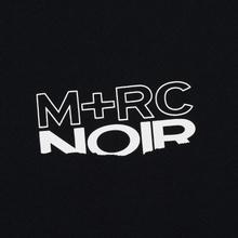 Мужская футболка M+RC Noir S.A.D Ripped Logo Black фото- 2