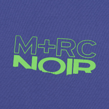 Мужская футболка M+RC Noir S.A.D Ripped Logo Purple фото- 2