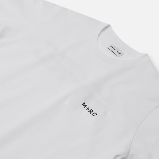 Мужская футболка M+RC Noir Split White