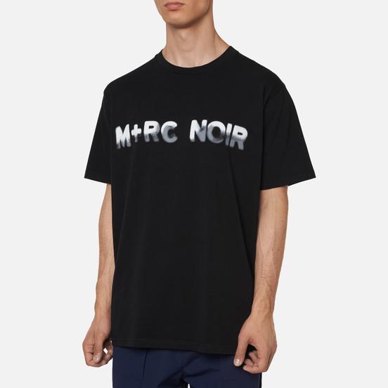Мужская футболка M+RC Noir Spray Black