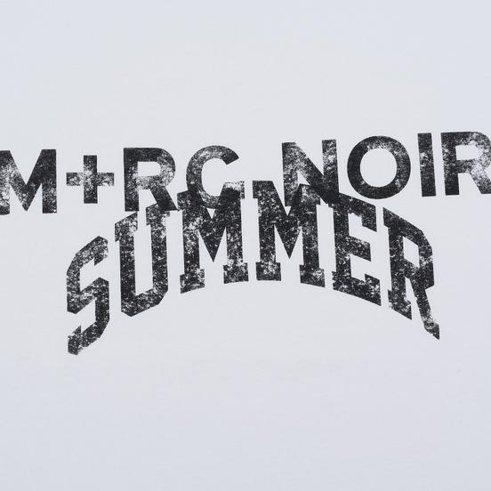 Мужская футболка M+RC Noir Summer Game White