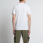 Мужская футболка MA.Strum Giatsint SS M.S.C. 17 Front Logo Optic White фото- 4