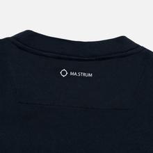 Мужская футболка MA.Strum Icon Box Logo Dark Navy фото- 2
