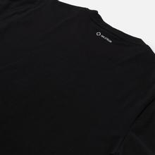 Мужская футболка MA.Strum Icon Box Logo Jet Black фото- 2