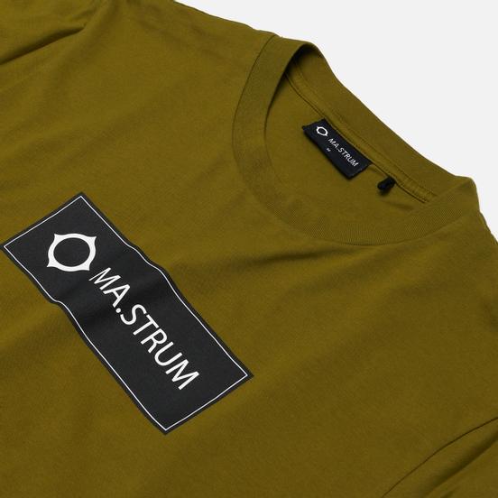 Мужская футболка MA.Strum Icon Box Logo Oasis