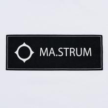 Мужская футболка MA.Strum Icon Box Logo Optic White фото- 3
