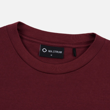 Мужская футболка MA.Strum Icon Box Logo Spartan Red фото- 1