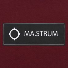 Мужская футболка MA.Strum Icon Box Logo Spartan Red фото- 2