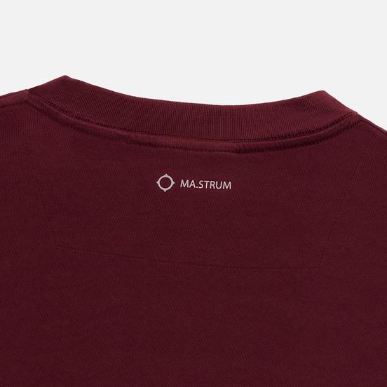 Мужская футболка MA.Strum Icon Box Logo Spartan Red