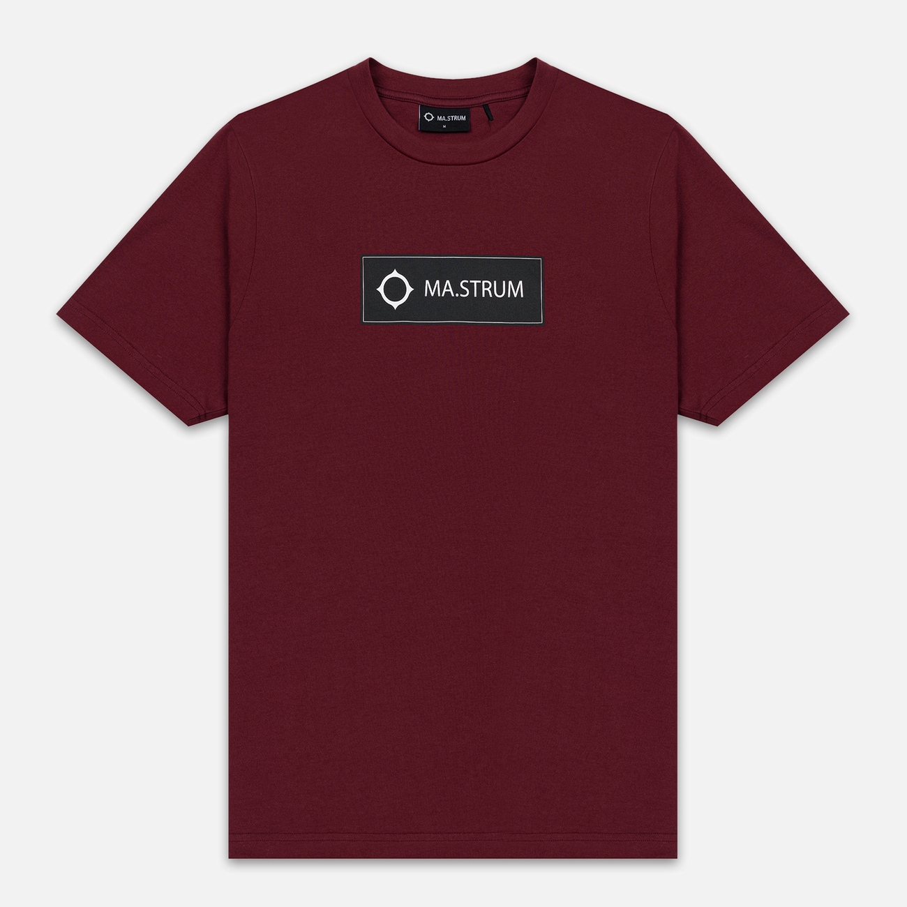 Мужская футболка MA.Strum Icon Box Logo Spartan Red