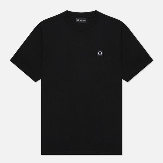 Мужская футболка MA.Strum Icon Jet Black