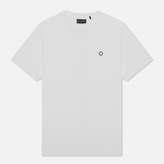 Мужская футболка MA.Strum Icon Optic White