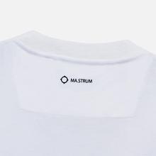Мужская футболка MA.Strum Icon Optic White фото- 3