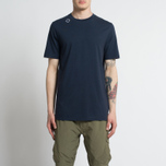 Мужская футболка MA.Strum Iset SS Basic Compass Logo Dark Navy фото- 3