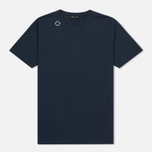 Мужская футболка MA.Strum Iset SS Basic Compass Logo Dark Navy фото- 0