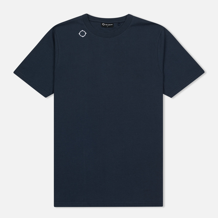 Мужская футболка MA.Strum Iset SS Basic Compass Logo Dark Navy