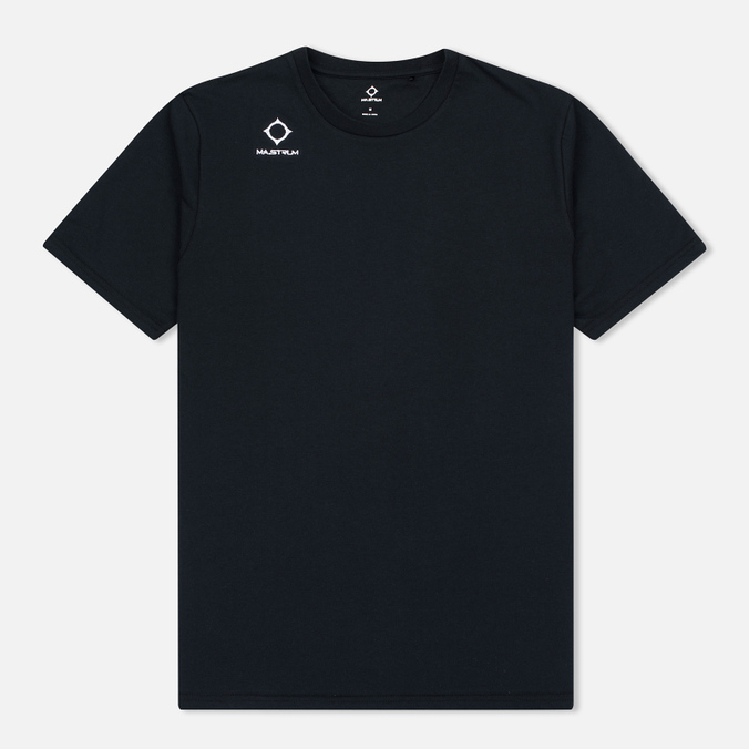 Мужская футболка MA.Strum Logo Embroidered Jet Black