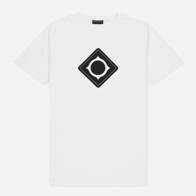Мужская футболка MA.Strum Msta SS Large Compass Optic White