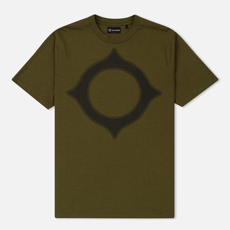 Мужская футболка MA.Strum Pixelated Icon Light Khaki