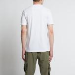 Мужская футболка MA.Strum Tsar SS Block Logo Optic White фото- 4