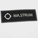 Мужская футболка MA.Strum Tsar SS Block Logo Optic White фото- 2