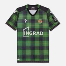 Мужская футболка Macron Torpedo 19/20 Football Jersey Green/Black фото- 0