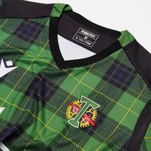 Мужская футболка Macron Torpedo 19/20 Football Jersey Green/Black фото- 1