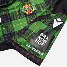 Мужская футболка Macron Torpedo 19/20 Football Jersey Green/Black фото- 2
