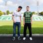 Мужская футболка Macron Torpedo 19/20 Football Jersey White/Black фото - 5