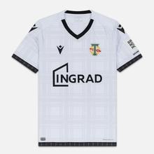 Мужская футболка Macron Torpedo 19/20 Football Jersey White/Black фото- 0