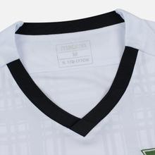 Мужская футболка Macron Torpedo 19/20 Football Jersey White/Black фото- 1