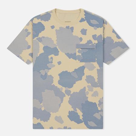 Мужская футболка maharishi Camo Cumulus Sky