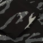 Мужская футболка maharishi Camo Slouch Tigerstripe Murale Sparse Black Zebras фото- 2