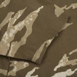 Мужская футболка maharishi Camo Slouch Tigerstripe Murale Sparse Maha Olive Natural фото- 2