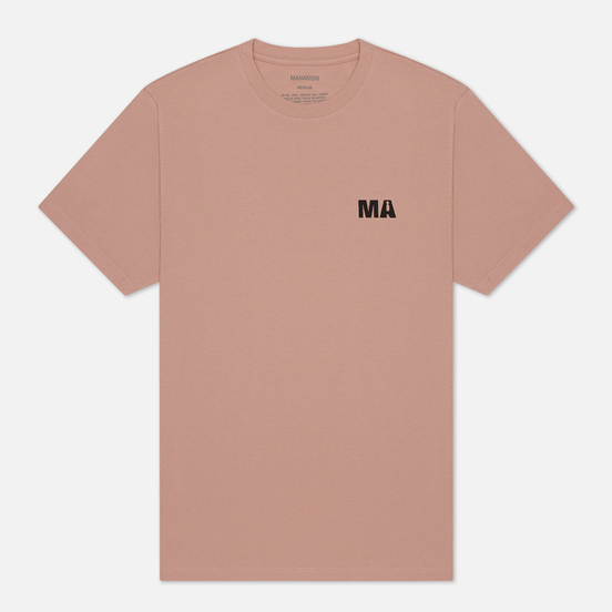 Мужская футболка maharishi Mahartificial Pink Panther