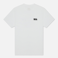 Мужская футболка maharishi Mahartificial White