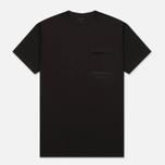 Мужская футболка maharishi Militaire Couvert Black фото- 0
