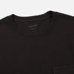 Мужская футболка maharishi Militaire Couvert Black фото- 1