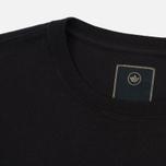 Мужская футболка maharishi Miltype Black фото- 1