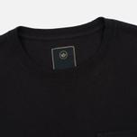 Мужская футболка maharishi Miltype Black фото- 2