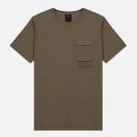 Мужская футболка maharishi Miltype Maha Olive фото- 0