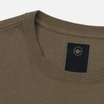 Мужская футболка maharishi Miltype Maha Olive фото- 1