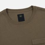 Мужская футболка maharishi Miltype Maha Olive фото- 2