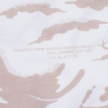 Мужская футболка maharishi Reversible Camo Thayer Desert/White фото- 2
