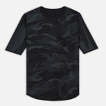 Мужская футболка maharishi Reversible Camo Thayer Night Camouflage фото- 0