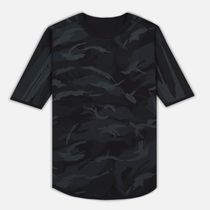 Мужская футболка maharishi Reversible Camo Thayer Night Camouflage
