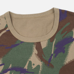 Мужская футболка Maharishi Reversible Camo Thayer Papal Woodland/Sand фото- 1