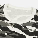 Мужская футболка maharishi Reversible Camo Tigerstripe Murale Black фото- 1